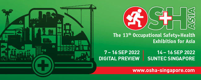 OS+H Asia 2020 | The 12th Occupational Safety and Health